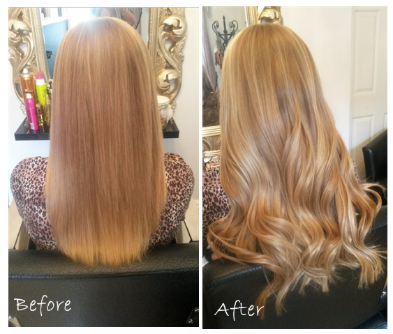 Our hair extensions la hairvolution they are also a fab option for people with shorter hair due to the way the bonds can be strategically positioned this method will last 5 9 months with the pmusecretfo Images