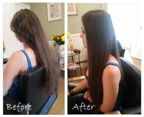 A heartfelt reason why i love hair extensions la hairvolution half a head 80gram 20 mini lock exensions used to replace hair loss after my pmusecretfo Image collections