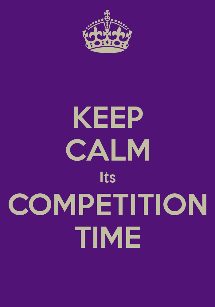 its competition time again la hairvolution