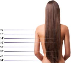 Remember The Cost Of Your Extensions Depend On Length You Go For So If Youve Been Dreaming 22 Hair Chances Are Is Actually 18 Meaning