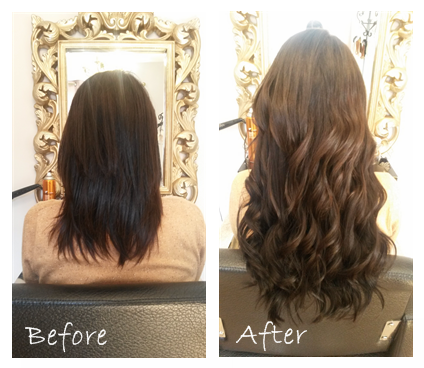 Stoke Before And After La Hairvolution